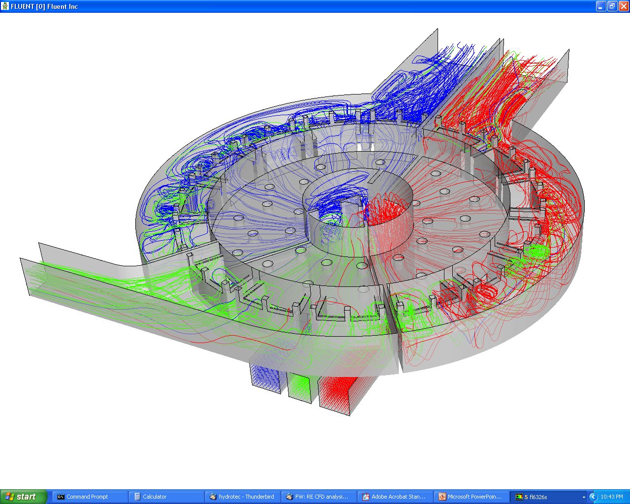 fluid dynamics and grit chamber Frontiers of green building, materials and civil engineering iii: optimization simulation on blade number of grit chambers with rotational flow.